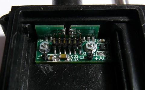 ...датчик давления и температуры MS5541CM и схема заряда Аккумулятора.